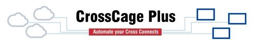CrossCage Plus automated cross connects for colocation data centers