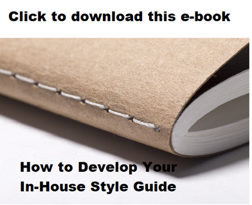 E-book: How to Develop Your In-House Style Guide