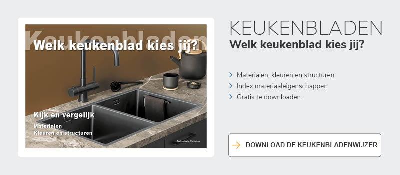Keukenbladen brochure