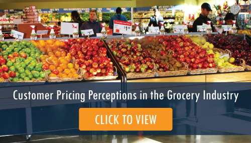 Customer Pricing Perceptions in the Grocery Industry