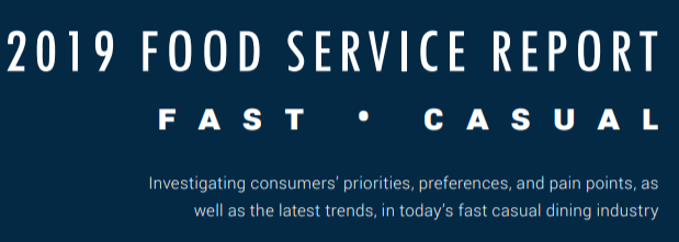 2019 Fast Casual Food Industry Report
