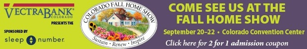 Get 2-for-1 Admission Coupon to the 2019 Colorado Fall Home Show in Denver