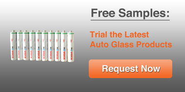 Auto Glass Product Samples