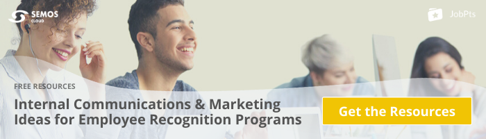 Internal Communications for Employee Recognition