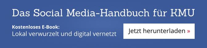 Kostenloses E-Book: Social Media-Handbuch für KMU – Jetzt downloaden!