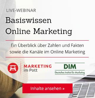 Basiswissen Online Marketing