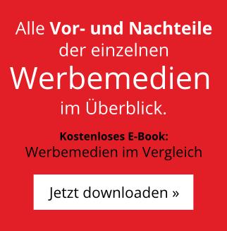 Werbemedien im Vergleich: Jetzt kostenloses Whitepaper downloaden!