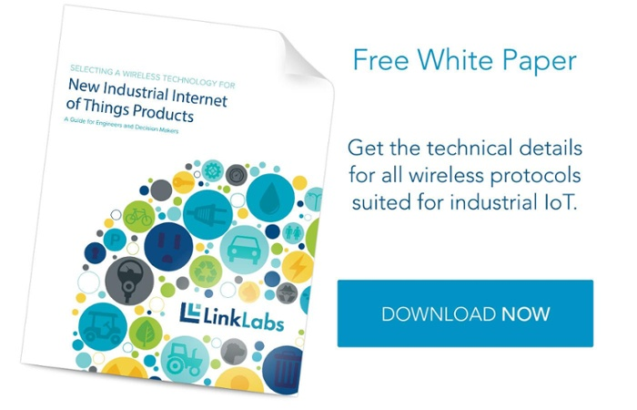 New Industrial IoT Products - White Paper