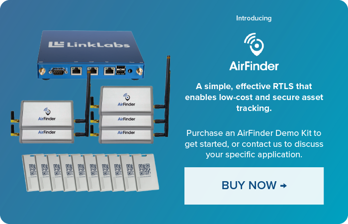AirFinder Demo Kit