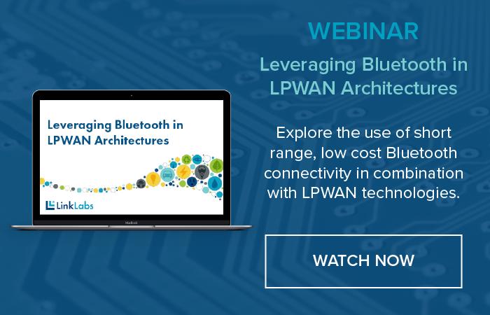 Leveraging Bluetooth in LPWAN Architectures