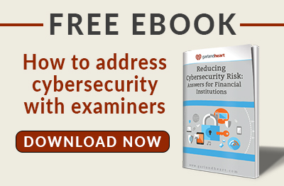 How to address cybersecurity with examiners. Download now.