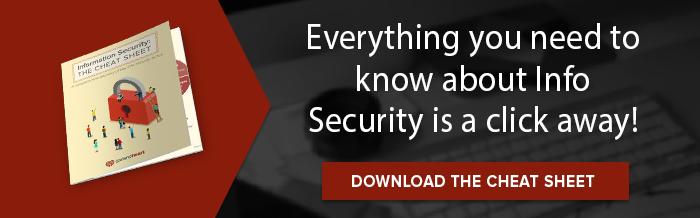 Info Security Cheat Sheet