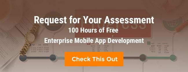 100 Hours of Free Enterprise Mobile App Development