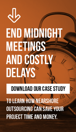 Nearshore Outsourcing Case Study