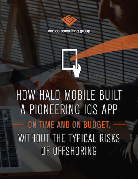 How HALO Mobile Built a Pioneering iOS App On Time and On Budget, Without the Typical Risks of Offshoring