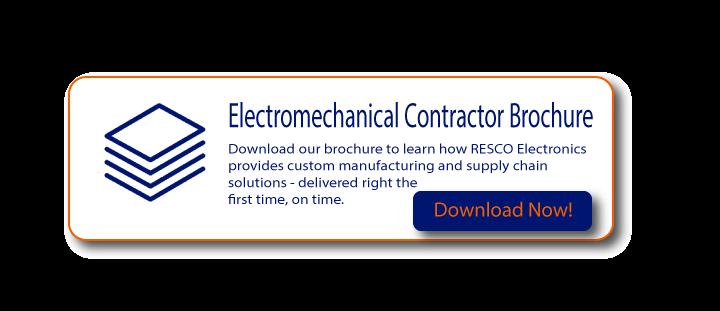 Electromechanical Contractor Brochure