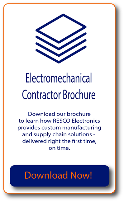 Electromechanical Contractor Brochure