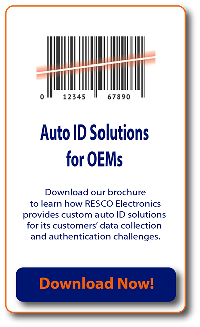 Auto ID Solutions for OEMs