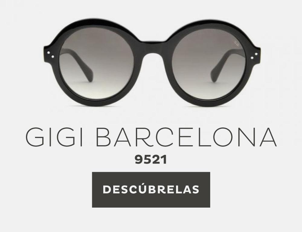 Descubre las gafas de sol Gigi Barcelona