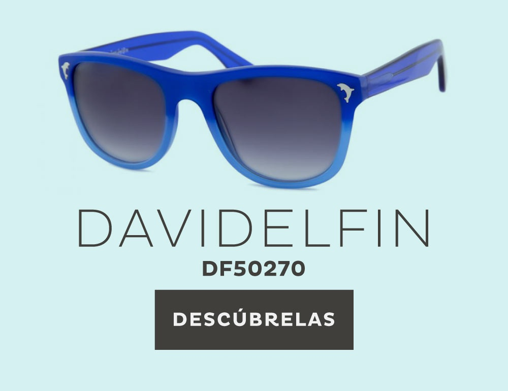 Gafas David Delfin en Opticalia Callao