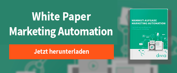 Whitepaper Marketing Automation jetzt herunterladen