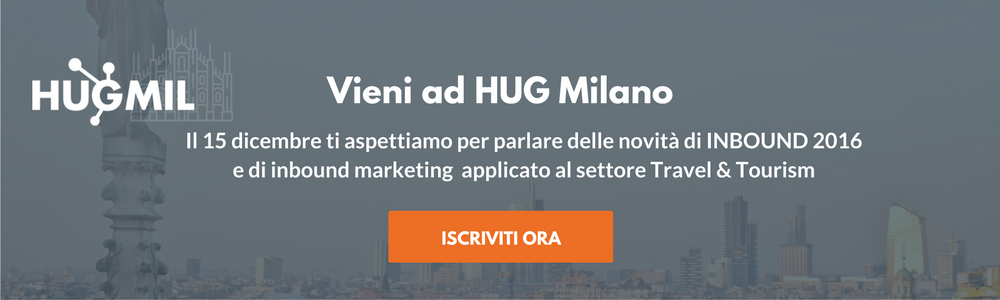 Vieni ad HUG Milano