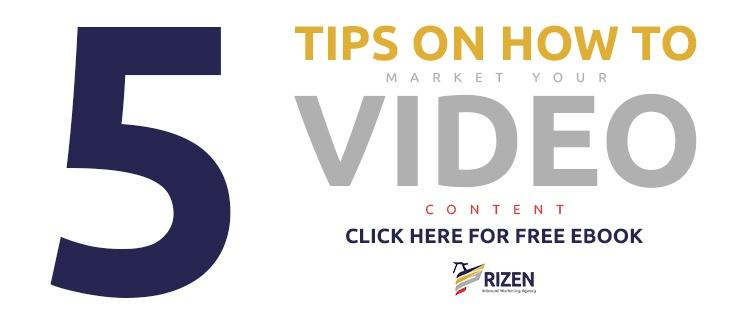Tips On Marketing Your Video Content