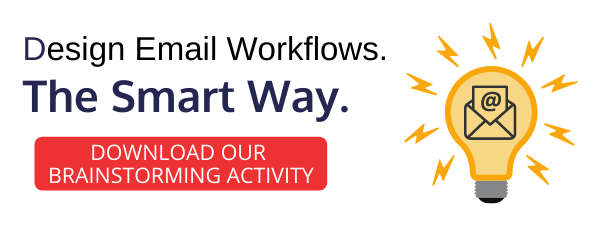 Email Workflows Download Offer