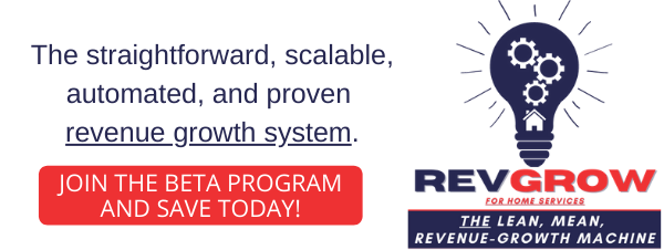 Rev Grow Revenue Machine Ad