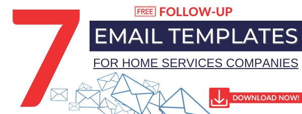 Email Templates Home Services Companies