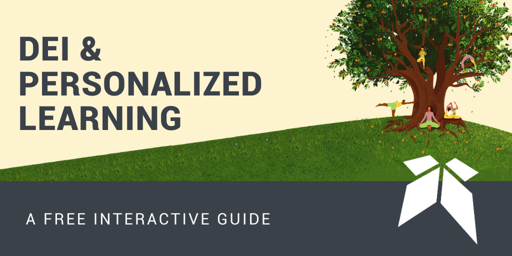 DEI and Personalzied Learning a Free interactive guide