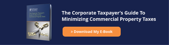 FREE E-BOOK:  The Corporate Taxpayer's Guide To Reducing Commercial Property Taxes  READ IT HERE
