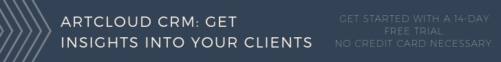 ArtCloud CRM: Get Insights Into Your Clients.