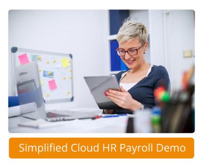 Simplified Cloud HR Payroll