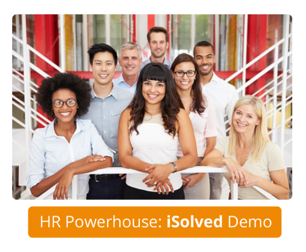 HR Powerhouse: iSolved Demo