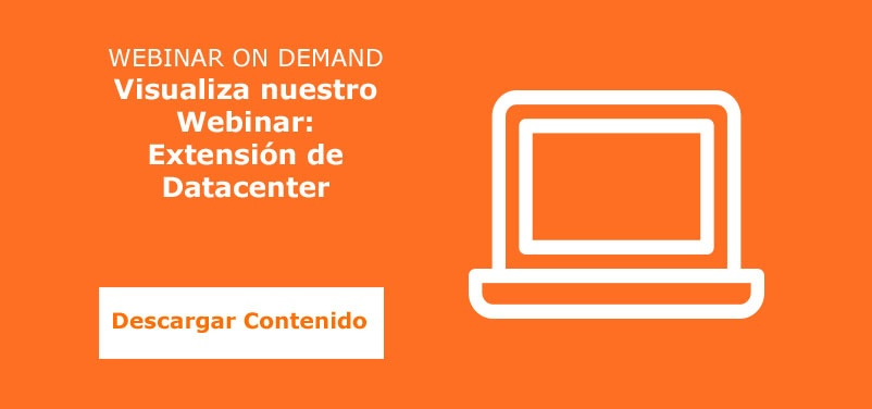 webinar on demand extension datacenter