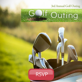 RSVP to the 3rd Annual Golf Outing Fundraiser