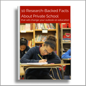 This ebook has 10 research based facts about how class size, uniforms, school policies etc. affect how kids learn and how private schools excel in all these areas.