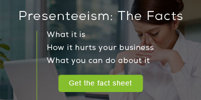 Presenteeism: The facts