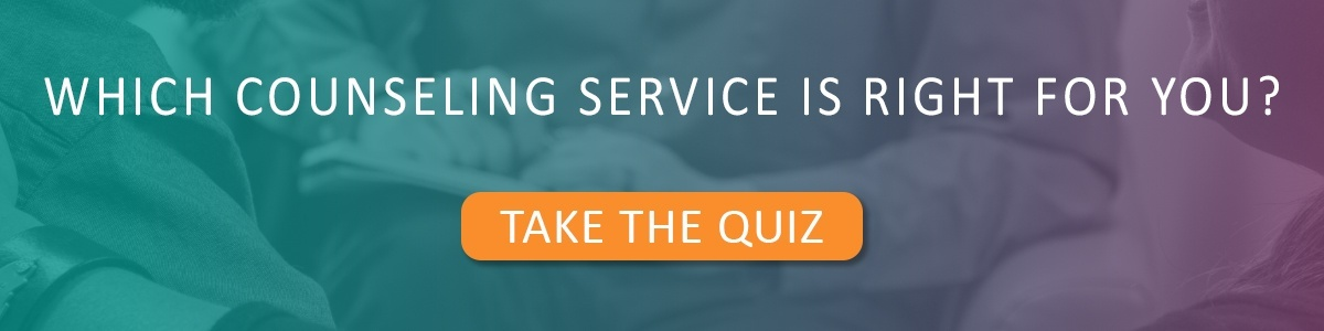 Which Counseling Service Is Right For You? Take the Quiz