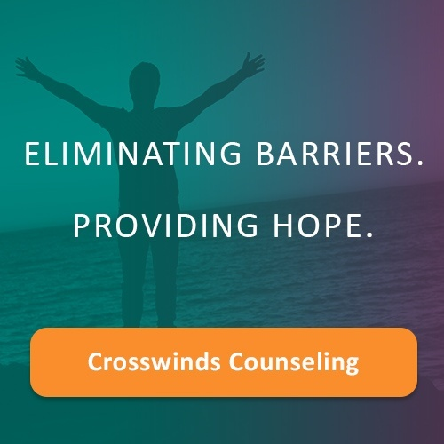 Eliminating Barriers. Providing Hope. Crosswinds Counseling - Find out more