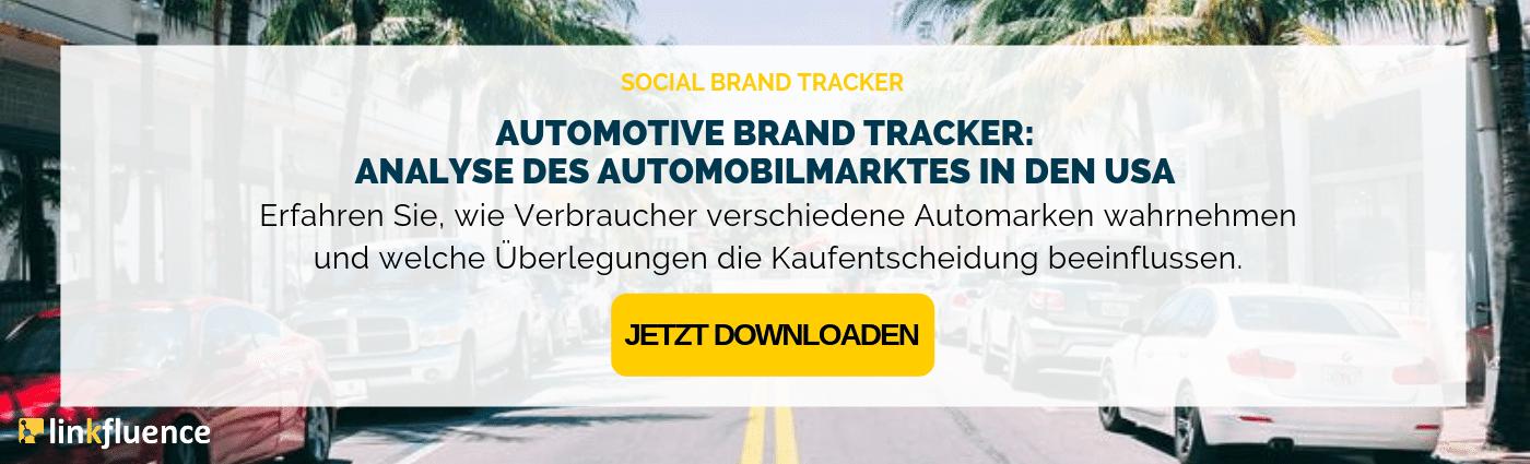 Automotive Brand Tracker: Jetzt downloaden