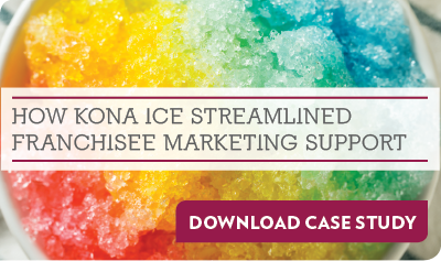 Download Kona Ice franchisee marketing case study