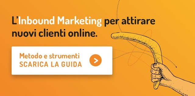 Marketing online nel 2020: raggiungere nuovi clienti con l'Inbound marketing.