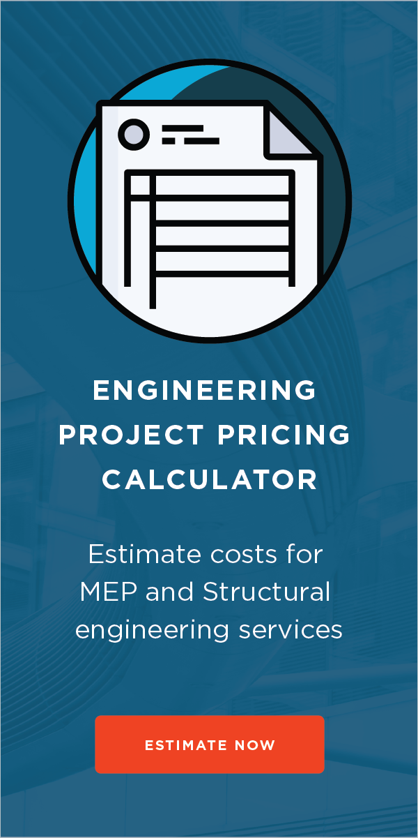 engineering project pricing