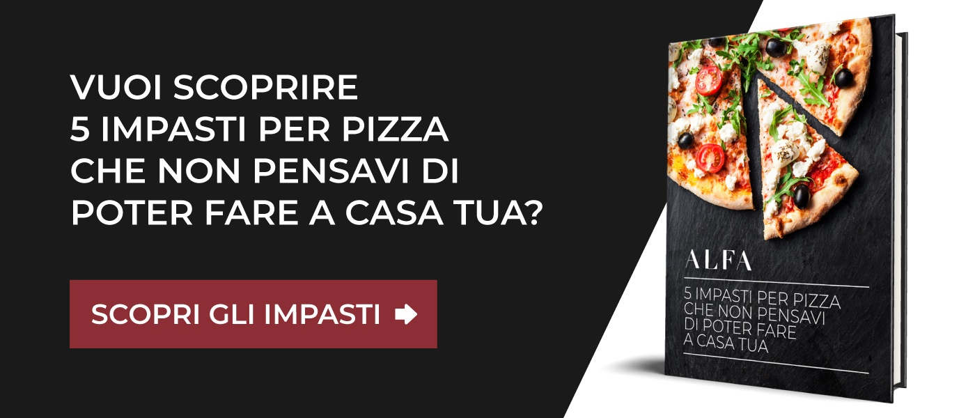 Impasti per pizza da fare a casa