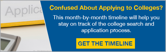 Download the checklist - The Ultimate College Decision Timeline
