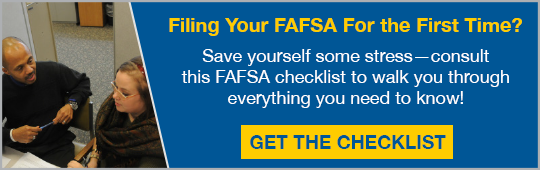 Get the guide: FAFSA Checklist