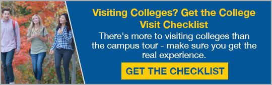 Get the free guide: College Visit Checklist