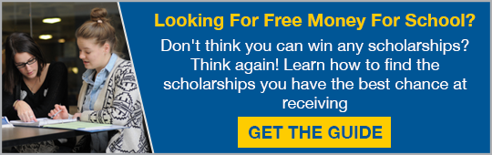 Get the Financial Aid Quick Guide on scholarships